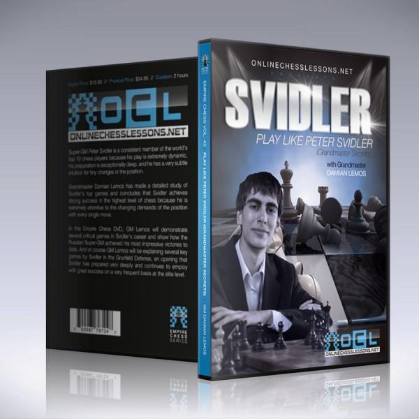 Grandmaster Secrets – Peter Svidler – GM Damian Lemos
