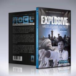 Explosive Middlegame Tactics – GM Rafael Leitão