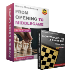 from opening to middlegame