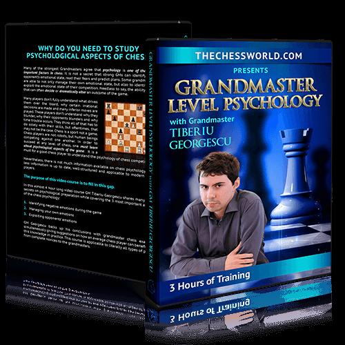 Grandmaster Level Psychology with GM Tiberiu Georgescu