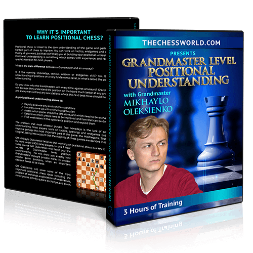 Grandmaster Level Positional Understanding with GM Mikhaylo Oleksienko