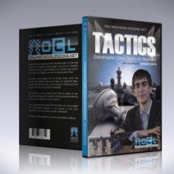 Chess Tactics of the Grandmasters (Beginner DVD) – GM Damian Lemos