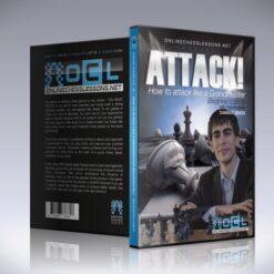 How to Attack like a Grandmaster (Beginner DVD) – GM Damian Lemos