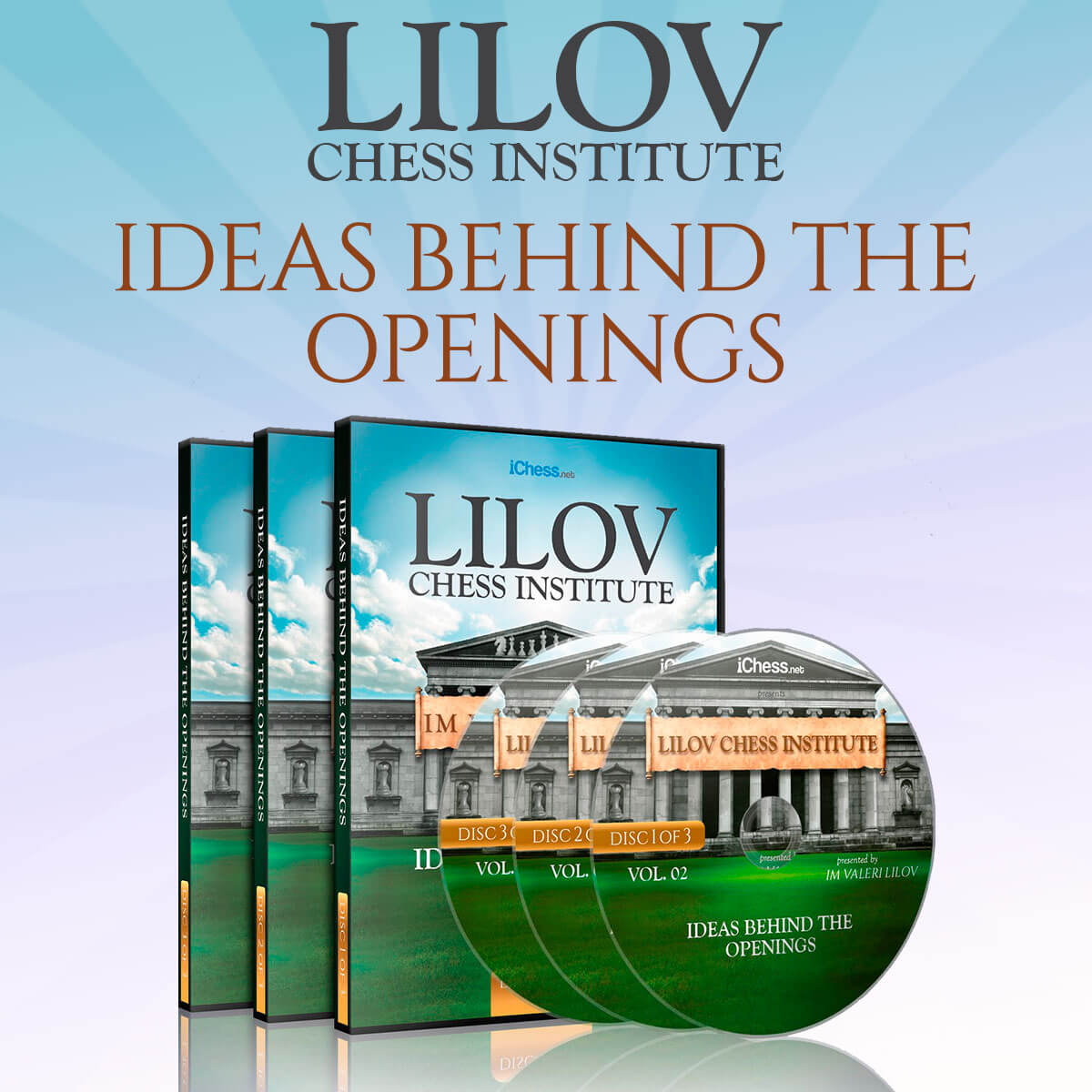 Ideas Behind Chess Openings - Lilov Institute