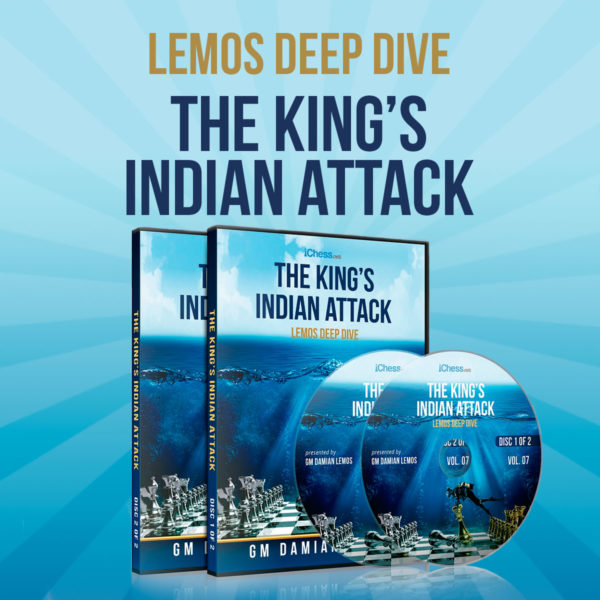 The King's Indian Attack - Lemos Deep Dive – GM Damian Lemos