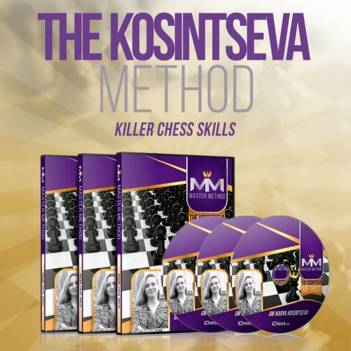 The Kosintseva Method - Killer Chess Skills