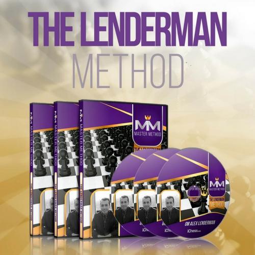The Lenderman Method – GM Aleksandr Lenderman