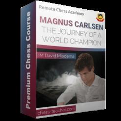Magnus Carlsen – The Journey of a World Champion