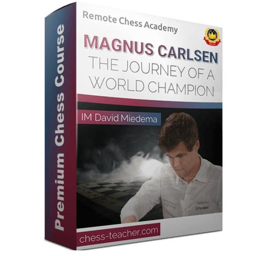 Magnus Carlsen - The Journey of a World Champion