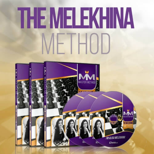 The Melekhina Method – FM Alisa Melekhina