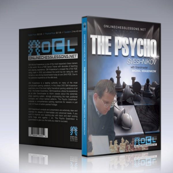 The Psycho Sveshnikov – GM Michal Krasenkow
