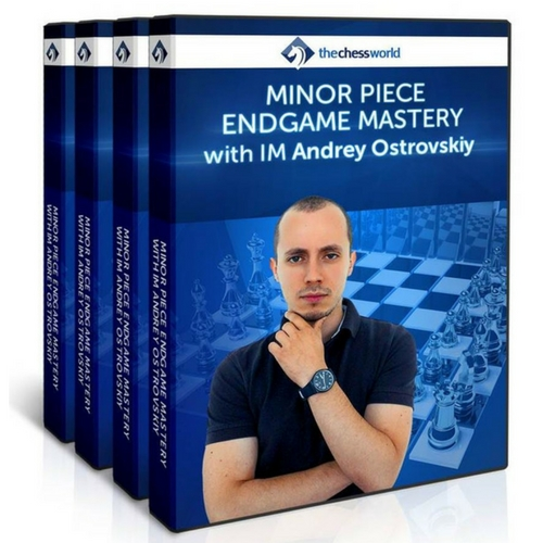 Minor Piece Endgame Mastery with IM Andrey Ostrovskiy