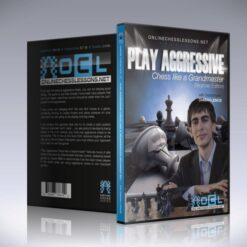 Play Aggressive Chess like a Grandmaster – GM Damian Lemos