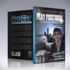 Play Positional Chess like A Grandmaster  – GM Damian Lemos