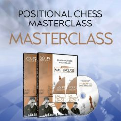 Positional Chess Masterclass – with GM Damian Lemos