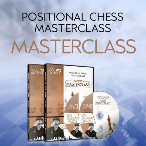 Positional Chess Masterclass - with GM Damian Lemos