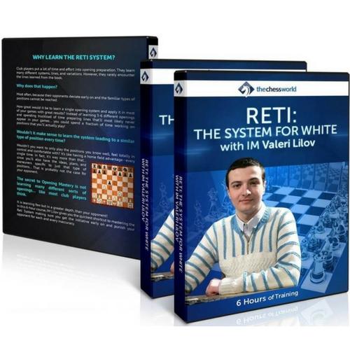 Reti - The System for White with IM Valeri Lilov