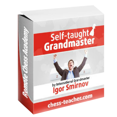 Self-Taught Grandmaster - GM Smirnov