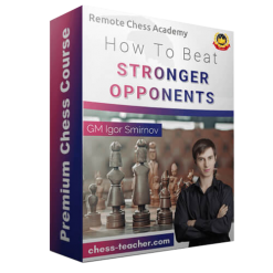 How to Beat Stronger Opponents with GM Igor Smirnov