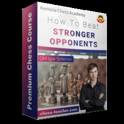 stronger opponets