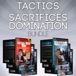 Tactics and Sacrifice Domination Bundle