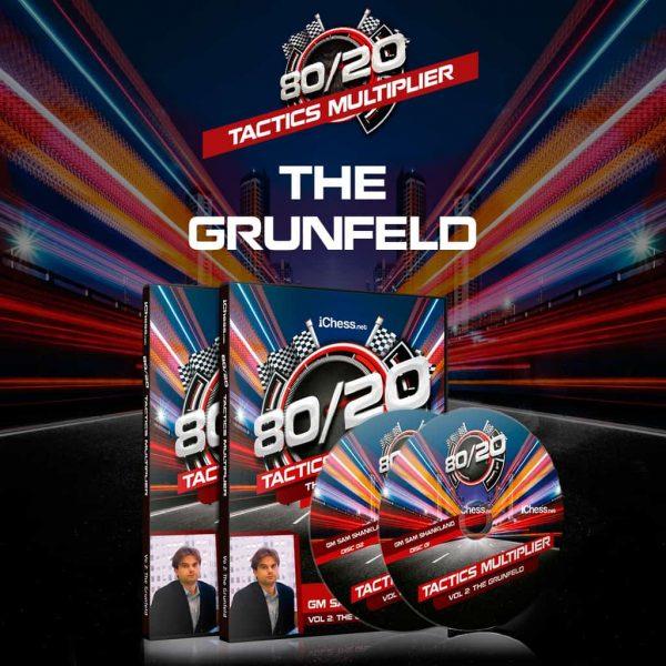 The Grunfeld – GM Sam Shankland [80/20 Tactics]