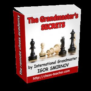 the grandmaster secret