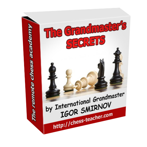 The Grandmaster's Secrets - GM Smirnov