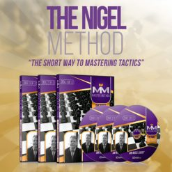 The Nigel Method – The Short Way to Mastering Tactics