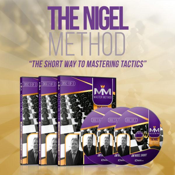 The Nigel Method - The Short Way to Mastering Tactics