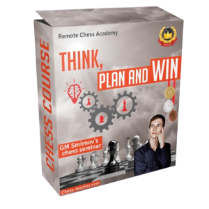 think plan and win