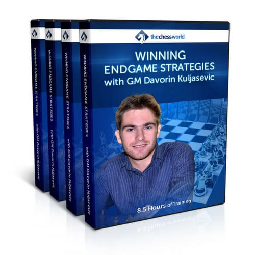 Winning Endgame Strategies with GM Davorin Kuljasevic