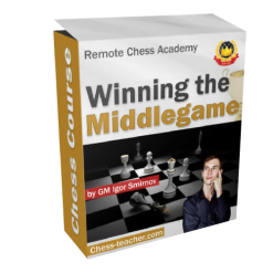 Winning the Middlegame with GM Igor Smirnov