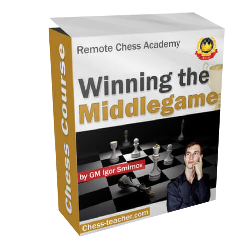 Winning the Middlegame with GM Igor Smirnov