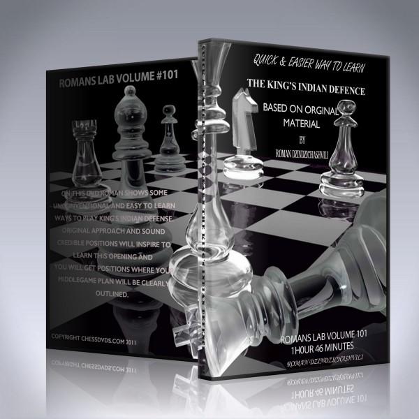 The King's Indian Defense – GM Roman Dzindzichashvili