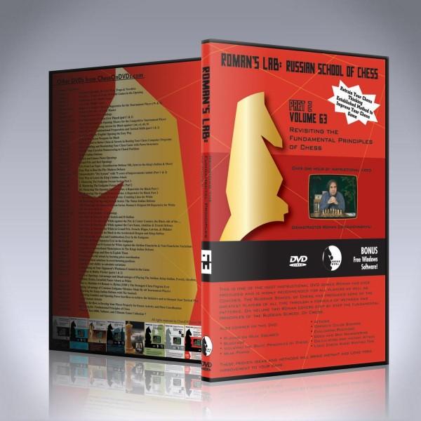 Russian School of Chess Part 2 – GM Roman Dzindzichashvili