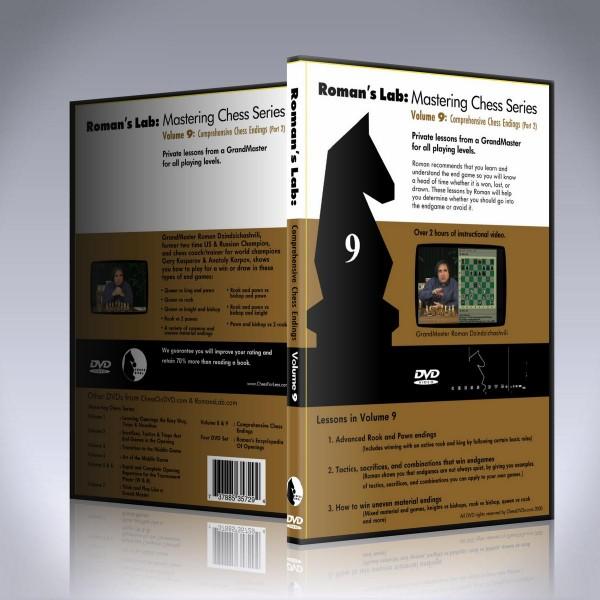 Comprehensive Chess Endings 2 – GM Roman Dzindzichashvili