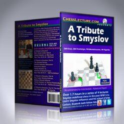 A Tribute to Smyslov – GM Jesse Kraai, GM Eugene Perelshteyn, FM Dennis Monokroussos and IM David Vigorito