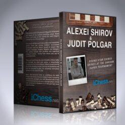 Alexei Shirov and Judit Polgar