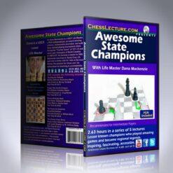 Awesome State Champions – LM Dana Mackenzie