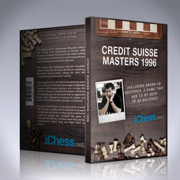 Credit Suisse Masters 1996