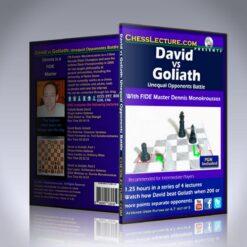David VS Goliath: Unequal Opponents Battle – FM Dennis Monokroussos