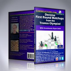 Decisive First Round Matchups from the Tromso Olympiad – GM Bryan Smith
