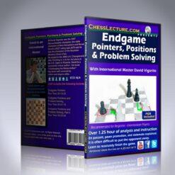 Endgame Pointers, Positions and Problem Solving – IM David Vigorito