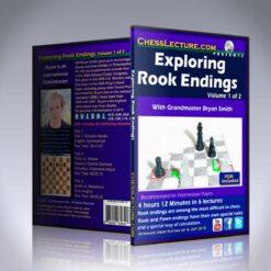 Exploring Rook Endings 2 DVD Set – GM Bryan Smith