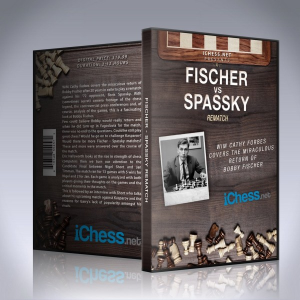 Fischer – Spassky Rematch