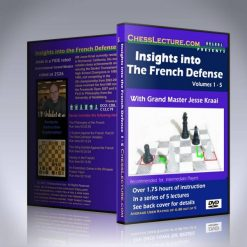 Insights into The French Defense – GM Jesse Kraai