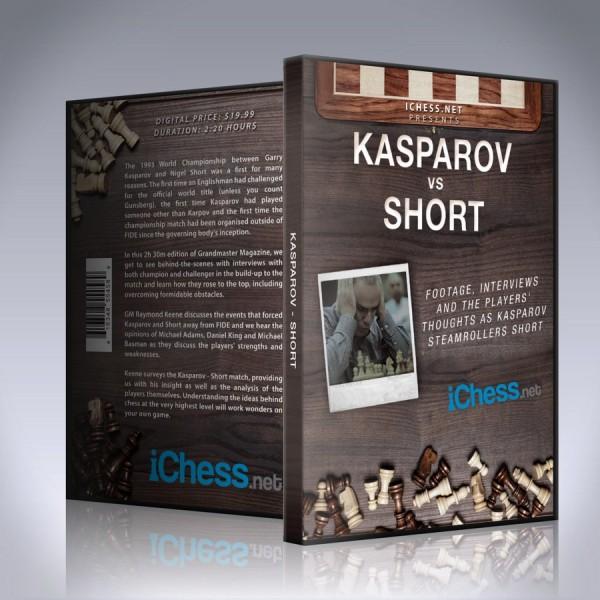 Kasparov – Short