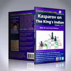 Kasparov on the King's Indian 2 DVD set – IM John-Paul Wallace