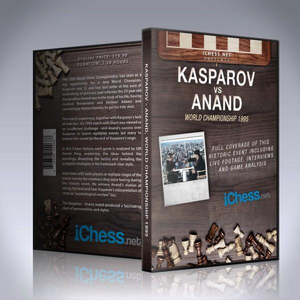 Kasparov – Anand, World Championship 1995